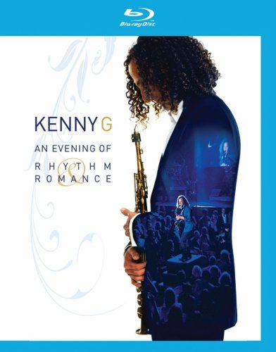 Kenny G: An Evening of Rhythm Romance [Blu-ray] by DVD (Image #2)