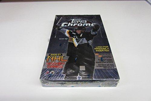 - 2000/01 Topps Chrome Hockey Box (Hobby)