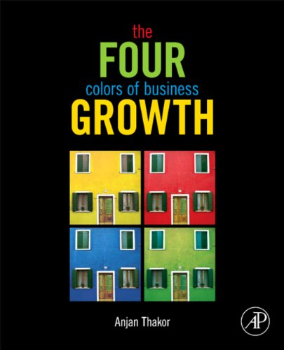 The Four Colors of Business Growth (Merger Colors)