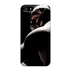 JamieBratt Iphone 5/5s Shock Absorbent Hard Cell-phone Cases Allow Personal Design Lifelike Tom Hardy As Bane In Dark Knight Rises Pictures [Yzs6380lSSq]