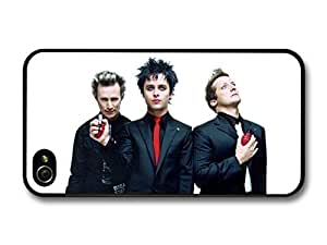 Accessories Green Day Punk Rock Band Red Grenade For Case Iphone 5/5S Cover