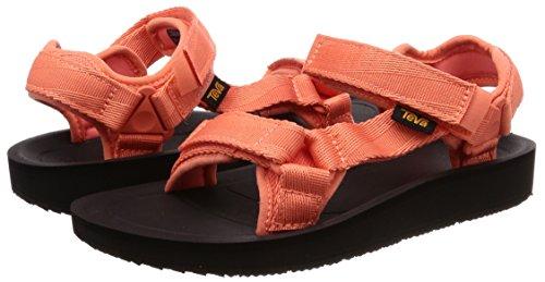 Marche Premier Pink Teva Ss18 Universal Women's Sandal Original De qqtYSPZ