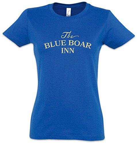 Xs Boar Girlie Backwoods Urban Women – T shirt Blue The Tamaños Mujer 2xl Inn W4SxAqPx