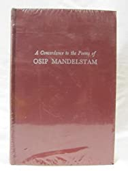 A Concordance to the Poems of Osip Mandelstam (The Cornell concordances)