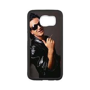 Samsung Galaxy S6 Cell Phone Case White U2 Phone cover R49369463