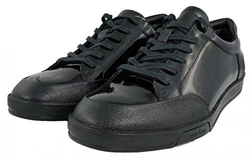 Calvin Klein Balin lea patent smooth black F0754BLK