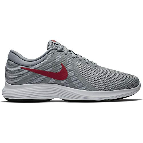 Field Nike Jacket Mens (Nike Men's Revolution 4 Running Shoe, Wolf Grey/Gym red-Stealth, 15 4E US)