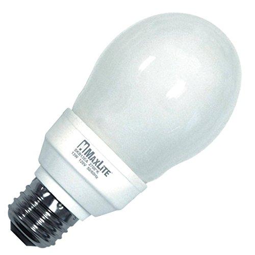 MaxLite SKB13EAWW A19 13-Watt MiniBulb Compact Fluorescent Lamp (60-Watt -