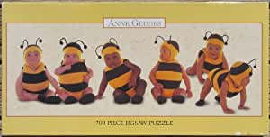 Anne Geddes 700 Piece Jigsaw Puzzle - Baby Bees