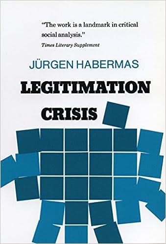 LEGITIMATION CRISIS HABERMAS EBOOK DOWNLOAD