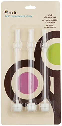 ZoLi BOT Piece Straw Replacement product image