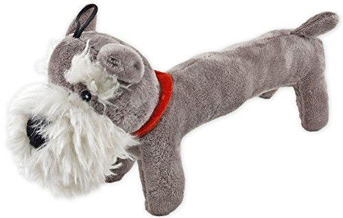 Ruffin' It Plush Fetch-a-Pals Schnauzer Pet Toy