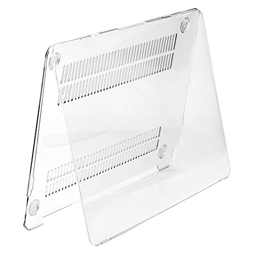 MOSISO Plastic Hard Shell Case Cover Compatible MacBook 12 Inch with Retina Display Model A1534 (Version 2017/2016/2015), Crystal Clear by MOSISO (Image #6)