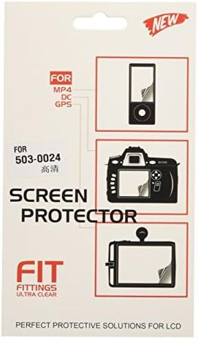 和湘堂 Sony DSC-HX60V デジタルカメラ用 液晶保護フィルムシール「503-0024T」 (透明タイプ)