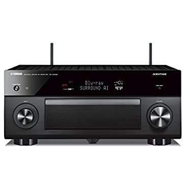 Yamaha RXA2080 9.2-Channel AV Receiver Black