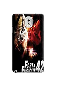 2014 Attractive Cool Fast and Furious fashionable Designed TPU Phone Accessories Case for Samsung Galaxy note3