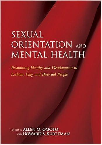 Books sexual orientation