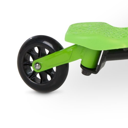Yvolution Y Fliker A1 Kids Scooter, Green by Yvolution (Image #3)