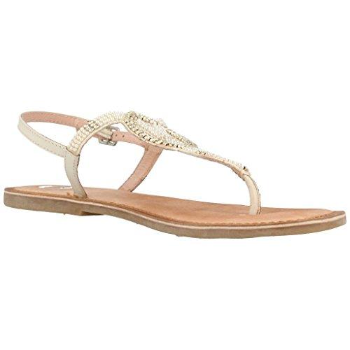 Sandalias y chanclas para mujer, color Beige , marca GIOSEPPO, modelo Sandalias Y Chanclas Para Mujer GIOSEPPO GOPI Beige Beige