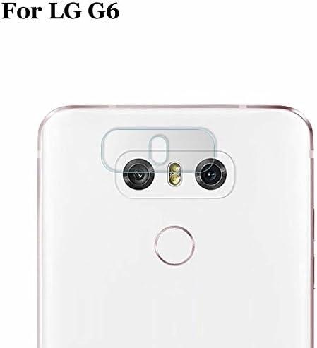 YANSHG® Parte Trasera cámara Lente Protector Carcasa para LG G6 ...