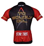 Brainstorm Gear 2015 Mens Star Trek Engineering Cycling Jersey - STE-M