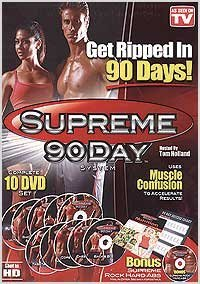 As Seen On TV Supreme 90 Day System