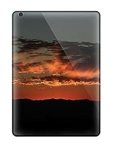 Ipad Air Case Bumper Tpu Skin Cover For Sunrise Earth Nature Sunrise Accessories