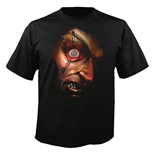 Digital Dudz Frantically Moving Eyeball Shirt Large