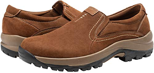 Pictures of JOUSEN Men's Slip On Loafers Jungle 3