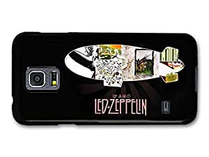 Led Zeppelin Collage Album Covers case for Samsung Galaxy S5 mini