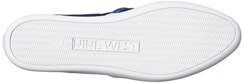 Sneaker West Blue Synthetic Lildevil Dark Blue dark Fashion Nine 6IFwqq