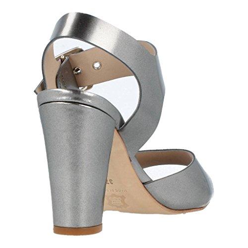 Sandalias y chanclas para mujer, color Plateado , marca ARGENTA, modelo Sandalias Y Chanclas Para Mujer ARGENTA VENECIA Plateado Plateado