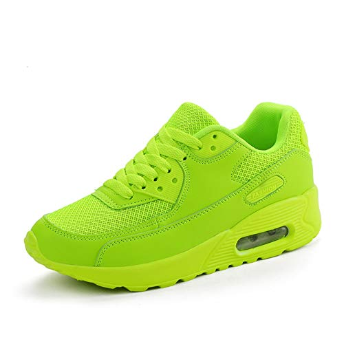 Casual La yanjing In Traspirante Donna Air Cushion Aumentano Dimensione Spessa colore Sneakers Suola Con 36 B Shoes Scarpe Da He Corsa B Mesh Le PaqFq