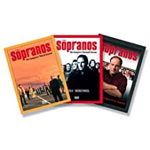 The Sopranos: The Complete Seasons 1-3
