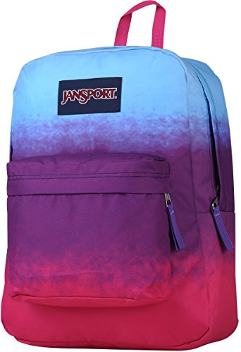 c69a14ee41ee JanSport Unisex SuperBreak Purple Ombre Duffel - Buy Online in UAE ...