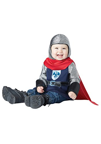 [California Costumes Little Knight Renaissance Infant Halloween Costume 18-24 Month] (Dr Seuss Baby Halloween Costumes)