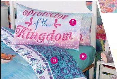 Disney Elena of Avalor Complete Comforter Set (Queen)