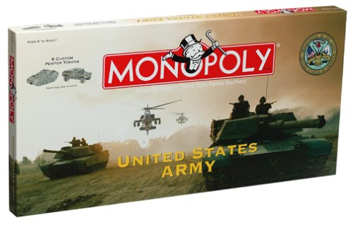 Monopoly US Army ()