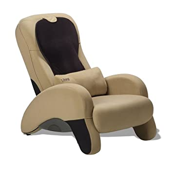 interactive health ijoy100 massage chair camel finish