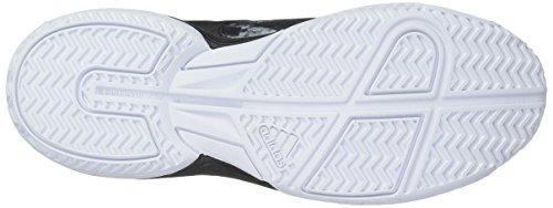White Silver W Silver Metallic Medium White Shoes Ligra 13 Silver Metallic 5 Black Tennis US Metallic Women's adidas qvtwTT