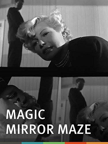 Maze Pattern - Magic Mirror