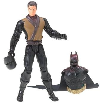 Mattel H1297 - Batman Begins figura de acción: Ninja Bruce a ...