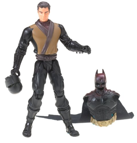 Batman Begins Ninja Bruce to