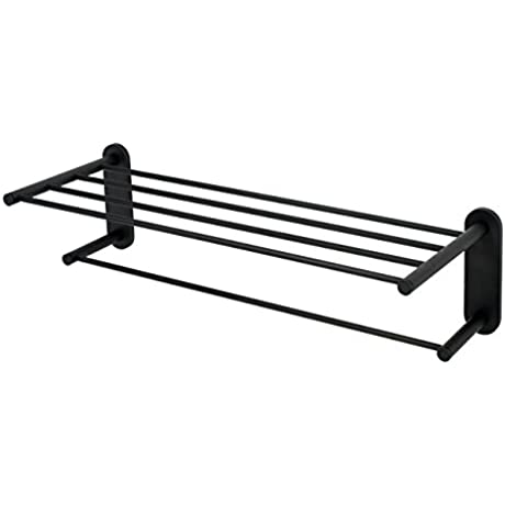Alno A8326 24 BRZ Contemporary I Modern Towel Racks Bronze