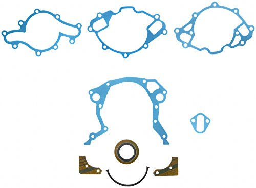 Fel-Pro TCS45449  TC Gasket Set (Timing Ford Cover F150)