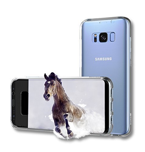 GVBGEAR Snap 3D Viewing Screen Protective Case Android Samsung Galaxy Models | Watch 3D Without 3D Glasses | 3D Personal Viewer | Crystal MOPIC (Samsung S9) by GVBGEAR