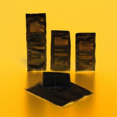 Pad Abdominal Tendersorb - MCK90912012 - Abdominal Pad Tendersorb Wet-Pruf 5 X 9 Inch Sterile