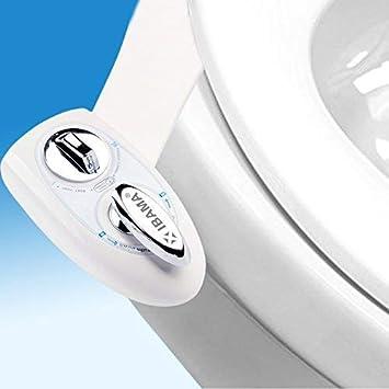IBAMA Bidés, Boquilla de Autolimpieza - Accesorio de WC de Bidé Mecánico no Eléctrico de Agua Dulce (Nuevo-02): Amazon.es: Bricolaje y herramientas