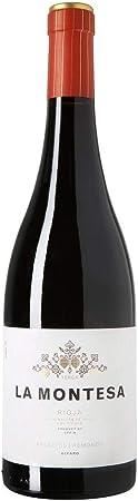 La Montesa Vino tinto crianza - 750 ml