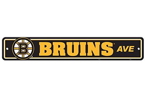 NHL Boston Bruins Street Sign, One Size, (Boston Garden Street Sign)